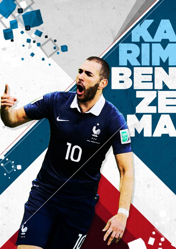 World Cup 2014 Posters by Evandro Salmeirão, via Behance