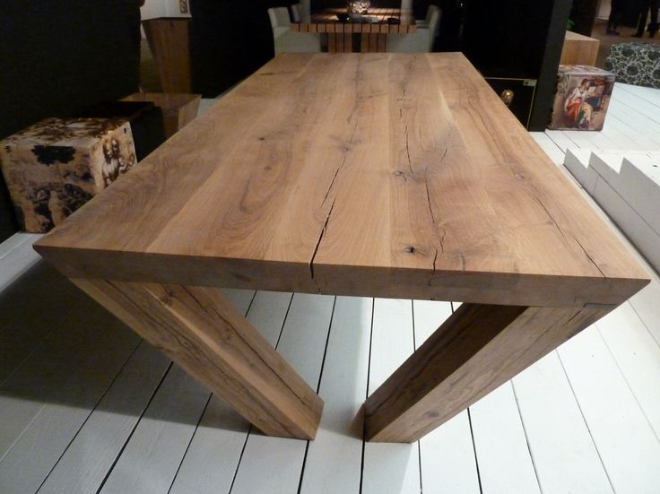 Crazy tables barnwood by K E N G E R ! #barnwood #tables #tabledesign