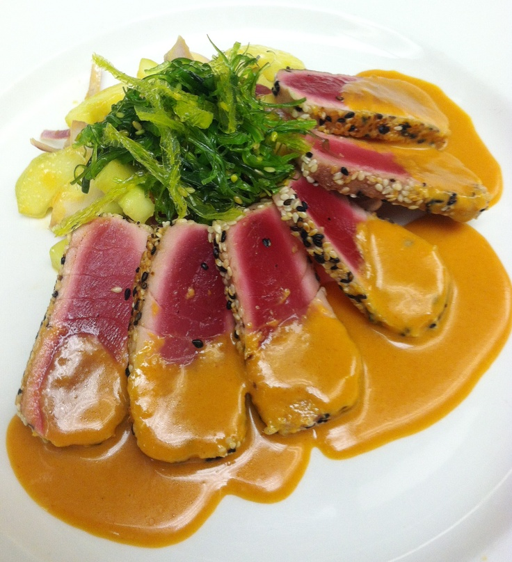 36 best tuna recipes and sashimi images on pinterest for Best sashimi fish