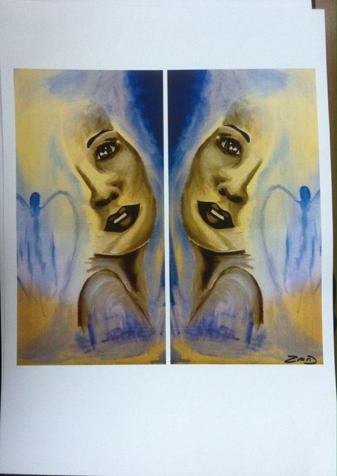 Art print - Buy here:http://zaramcdaidartshop.tictail.com/product/print-1364938