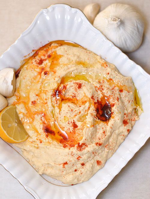 Hummus recipe, how to prepare tasty, healthy hummus in 15 minutes.