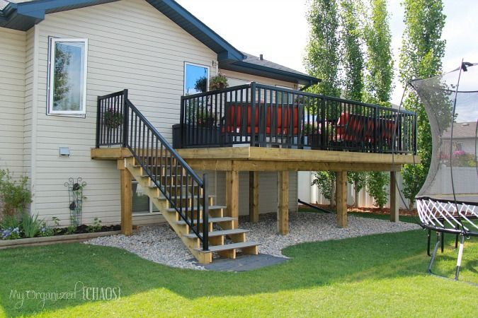 Outdoor Deck Renovations : Images about nd story deck ideas on pinterest