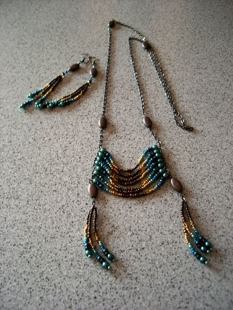 long indian necklace