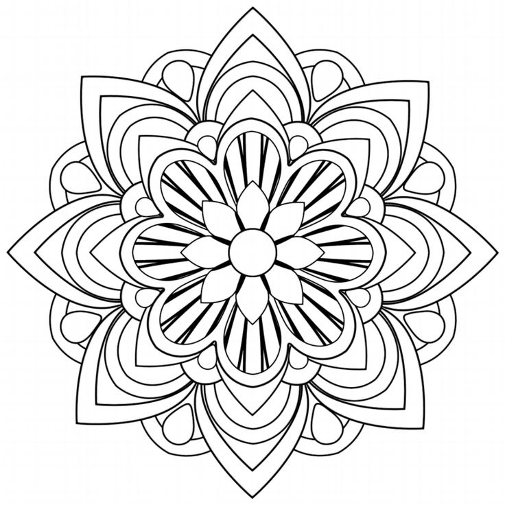 Mandala image flowerpower 1 kevin l brooks