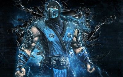 Sub-Zero - Mortal Kombat wallpaper