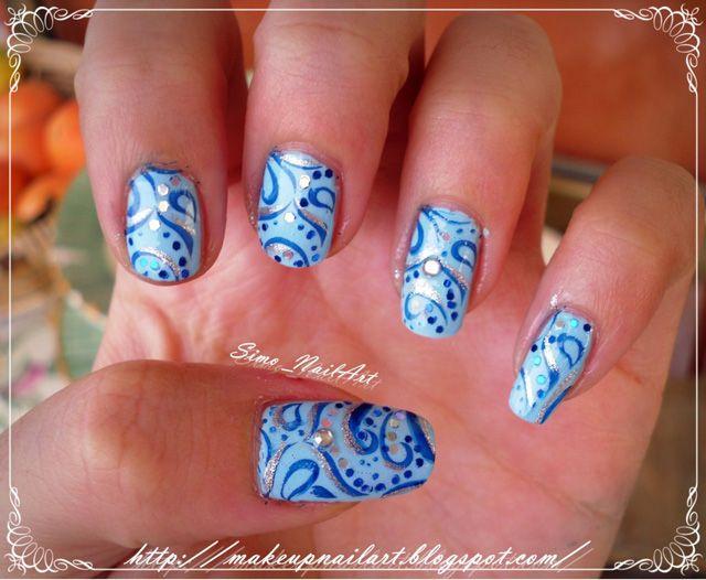 stamping nail art | Nail Design Ideas 2015