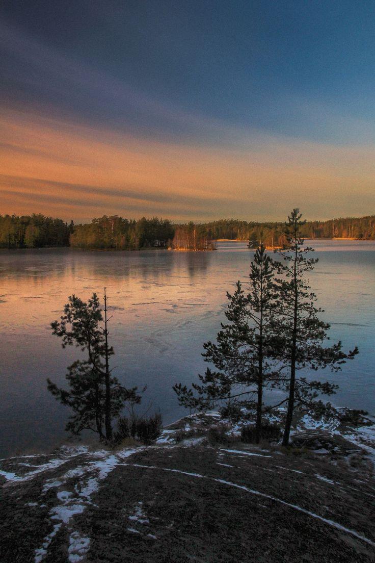 Matilda lake - Matilda lake, Teijo, Finland