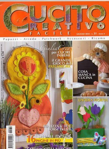 CUCITO CREATIVO 31 - Claudia Torres - Picasa Web Album