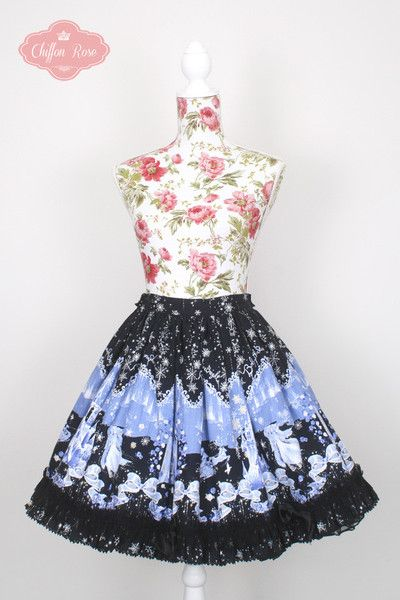 BTSSB Queen of Snow Skirt
