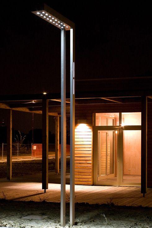 Progetti > Esterni > Facciate - Disano Illuminazione spa