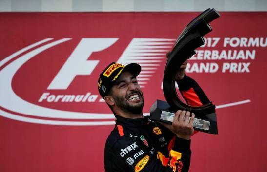 Гран-при Баку 2017 (Формула 1)