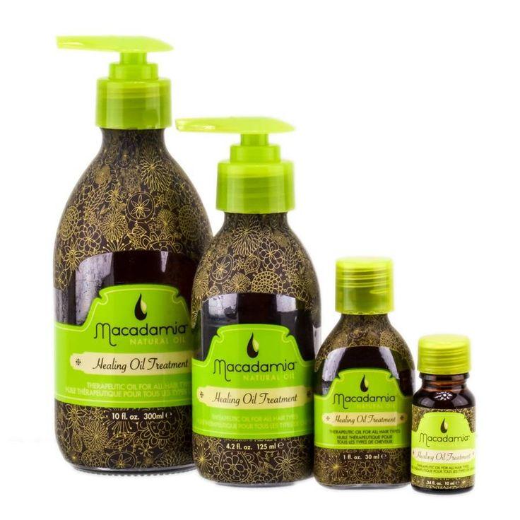 Macadamia Healing oil Treatment, voedend en verzachtend. Macadamia Healing oil…