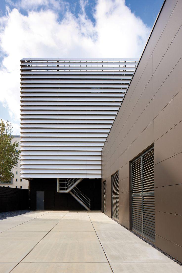 Technology Building in Leuven / de Jong Gortemaker Algra
