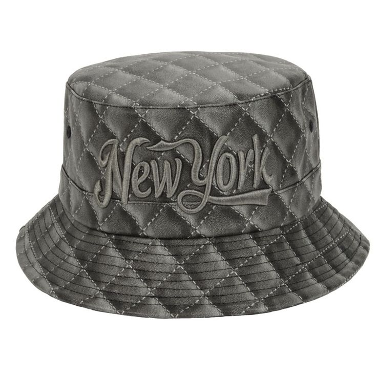 BLACK  New York Plaid Bucket Hats For Men Women Outdoor Fishing Hiking Boonie Hat Hip Hop Sun Leather Hat Goldtop http://www.aliexpress.com/store/product/Fashion-Design-New-York-Plaid-Bucket-Hats-For-Men-Women-Outdoor-Fishing-Hiking-Boonie-Hat-Hip/1201637_32299213671.html