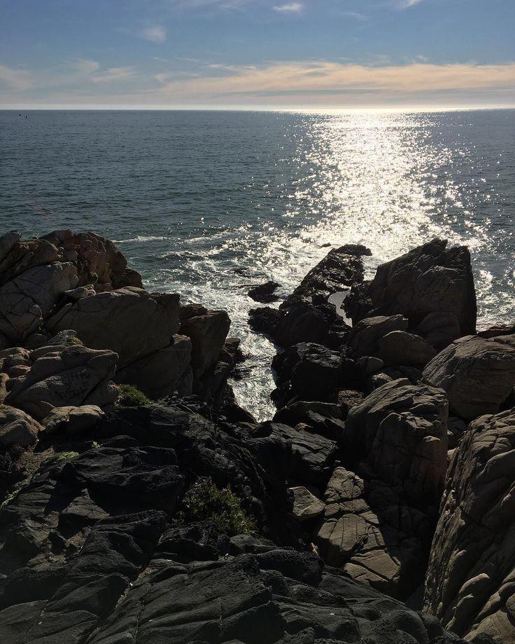 El Oceano Pacifico aca en el Sur  #homesick . . . #pacificocean #oceanopacifico #sur #chile #viñadelmar #sudamerica #travelphoto #instatravel #travelbloggers #fodorsonthego #travelblogger #travesia #viaje #nomad #intransit by extraordinary_luck
