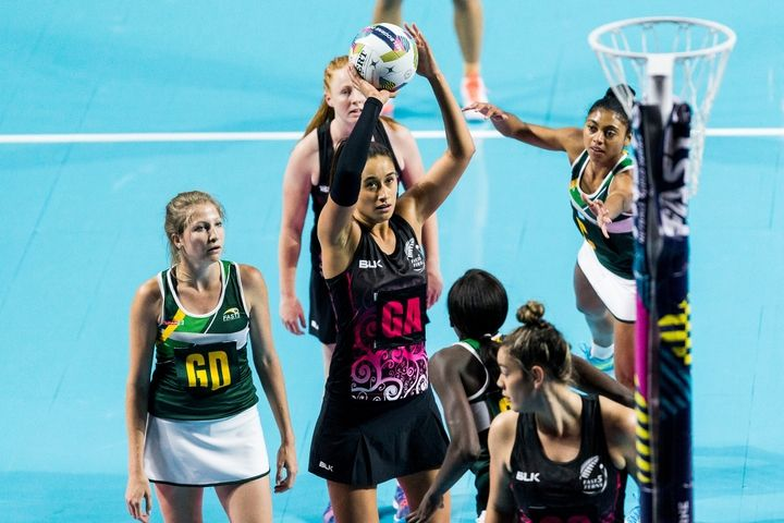 New Zealand's Fast5 netball team is second on the standings heading into the final day of the Fast5 World Series tournament in Melbourne. ...