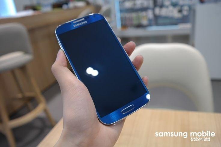 #samsung Le dernier Galaxy S4 LTE-Advanced
