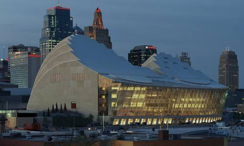 Kauffman Center for the Performing Arts Theaters and Performing Arts Centers: Kansas City, Missouri