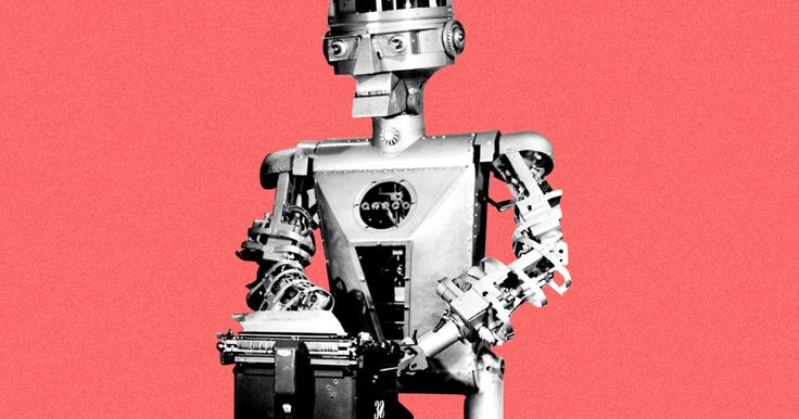 Robots Are Invading the News Business, and It's Great for Journalists