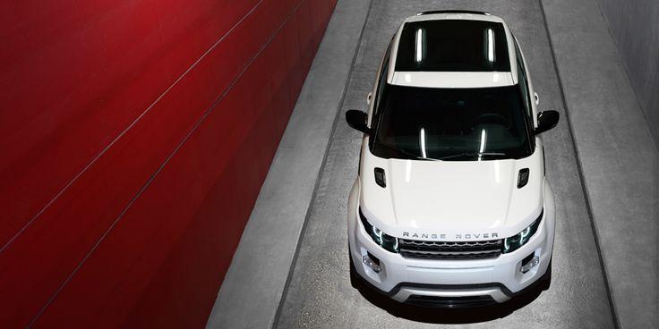Range Rover Evoque.  Thank you, Ranger Rover.  Thank you, Victoria Beckham.