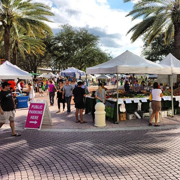 West Palm Beach Green Market in West Palm Beach, FL is just one of the best upcoming waterfront events this fall. Check out more waterfront events!