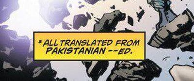 "A DC Comic Called Pakistan's Language ""Pakistanian"" And Twitter Is Having A Field Day"