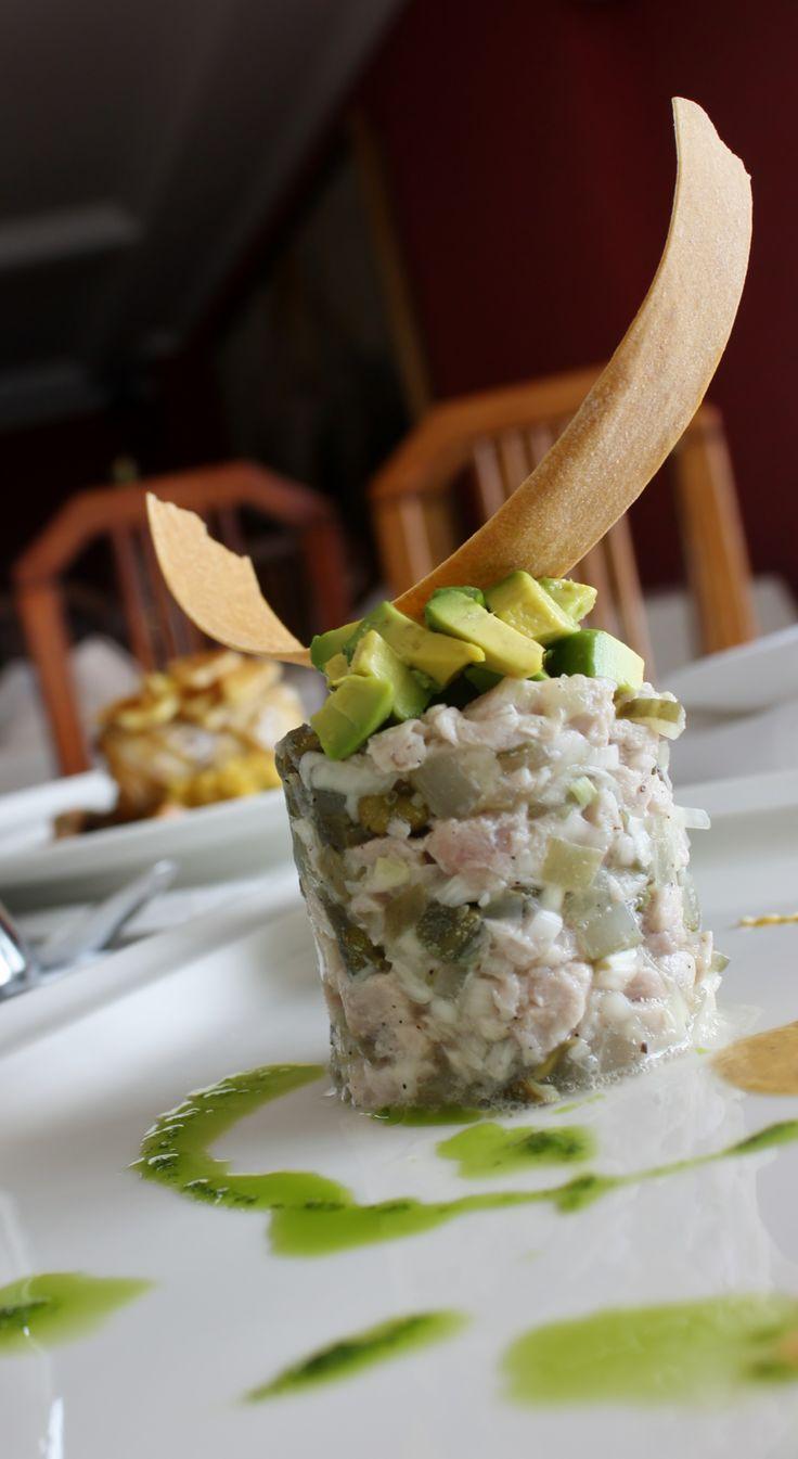 Restaurant Don Joaquín, Viña del Mar.  #Gastronomia #Sabores #ViñadelMar #Chile #RestaurantDonJoaquin #Fish #Mariscos #Seafood
