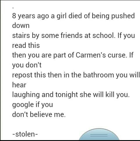 NOT TAKING ANY CHANCES (she was pushed) go research it it actually happend to a guy named David scary