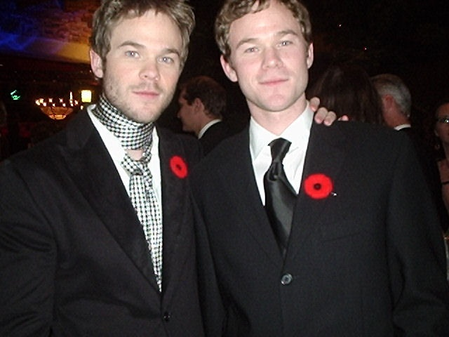 Diesel Brothers Cast >> Shawn and Aaron Ashmore (Shawn played Eric Summers in a ...