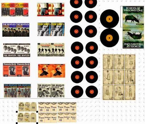 6314 Best Miniature Printables Images On Pinterest