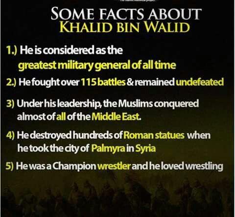 Khalid bin waleed (ra)