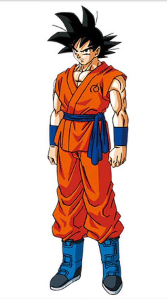Son goku dragon ball z revival of f dragon ball - Dragon ball z goku son ...