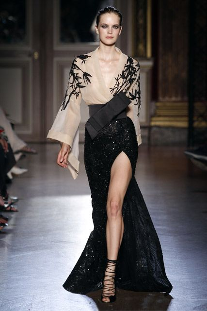 Zuhair Murad...Beautiful mix of sensuality and elegance...