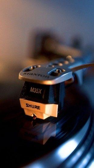 Vinyl Disc - The iPhone Wallpapers
