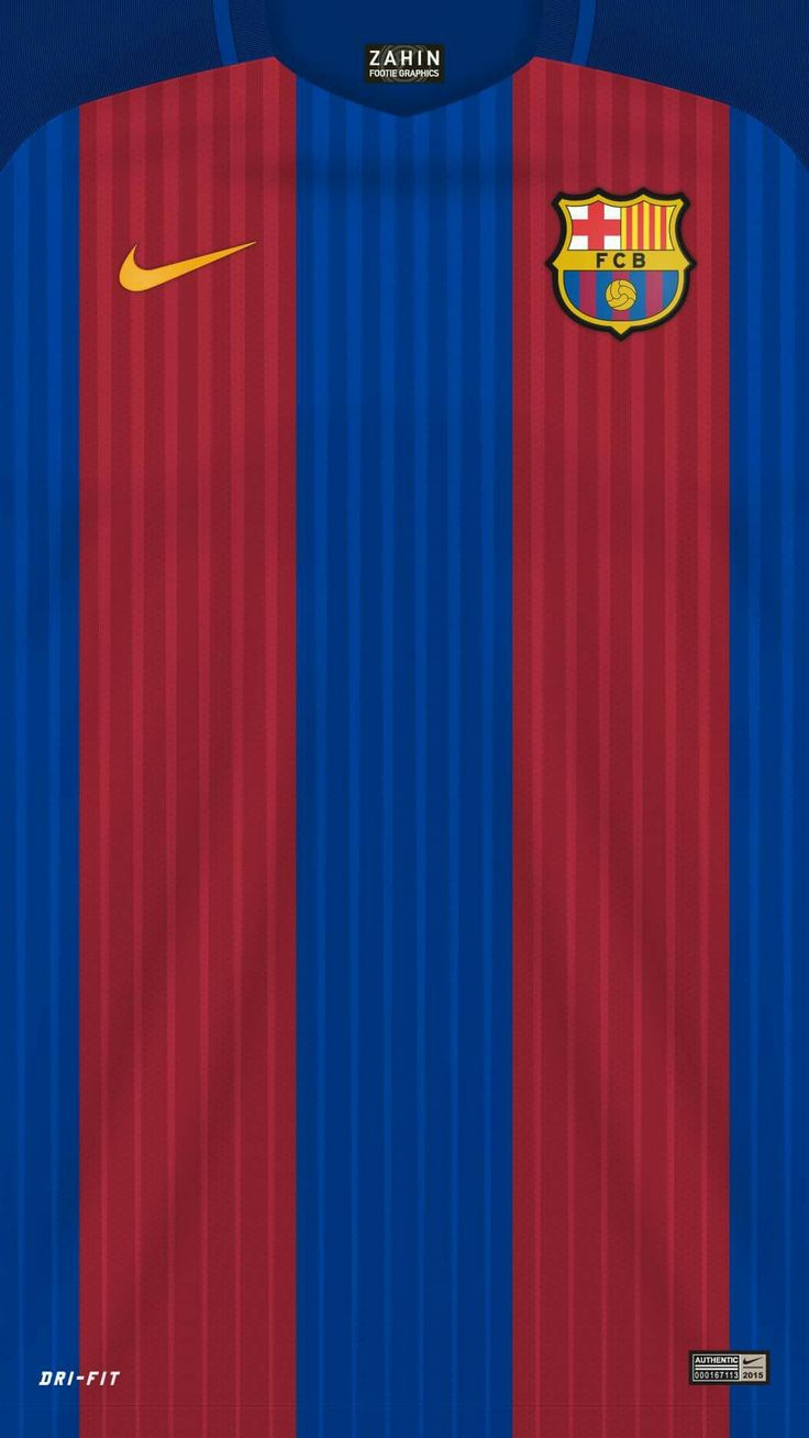 Jersey Fc Barcelona 2017