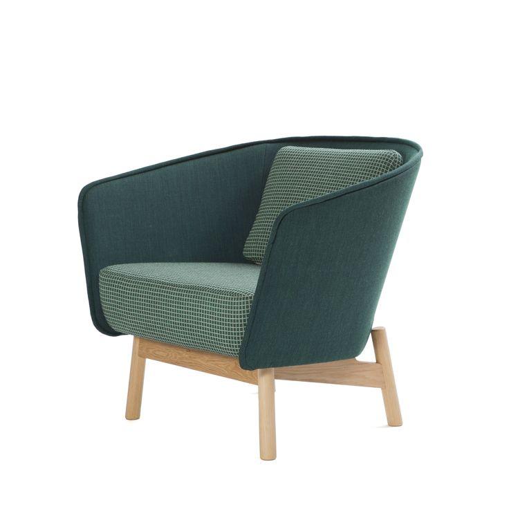 Aura Wood chair, design Mikko Laakkonen