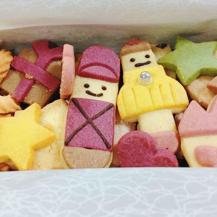 アンデルセンの童話クッキー
