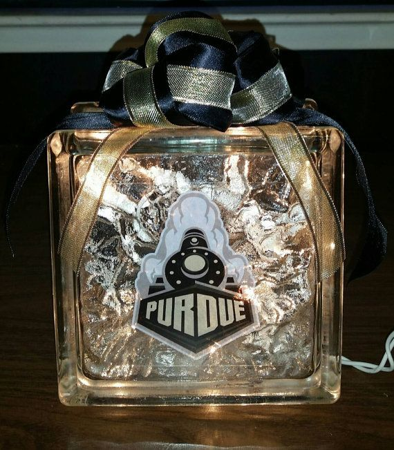 Check out this item in my Etsy shop https://www.etsy.com/listing/246123173/purdue-university-boilermakers-lighted