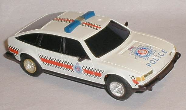 Scalextric C315 Rover 3500 Police car for sale