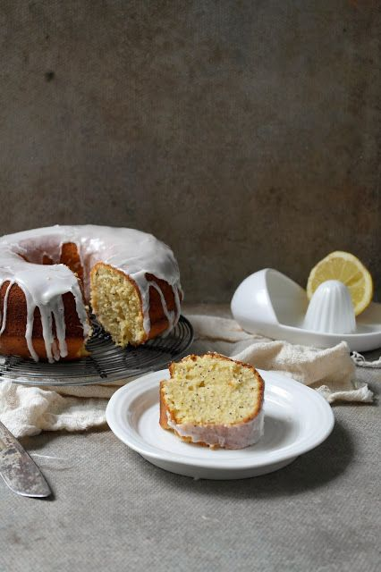 ..Twigg studios: lemon poppy seed pound cake