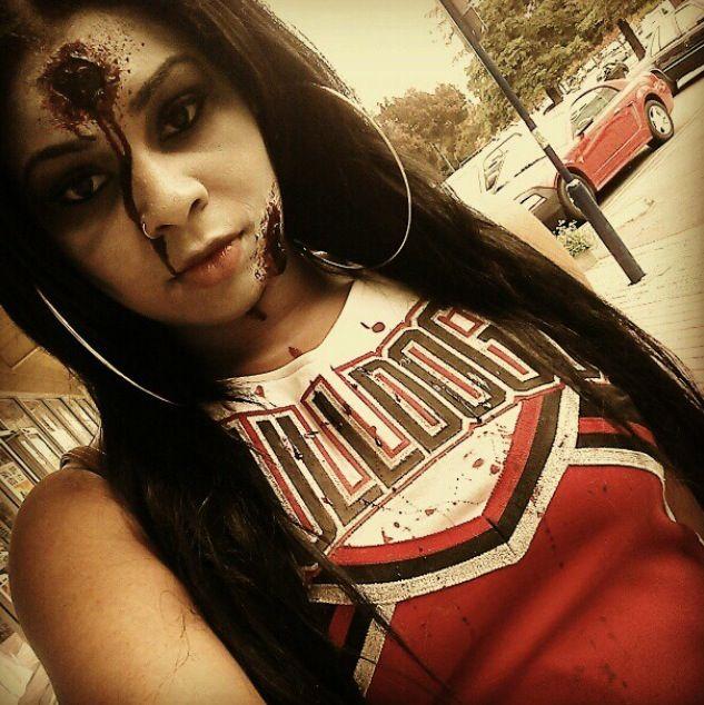 Best 25+ Dead cheerleader costume ideas on Pinterest | Zombie ...