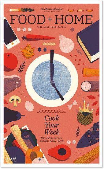food illustrators - Google Search