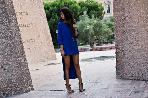 Dress by Romwe; Madame DeRosa