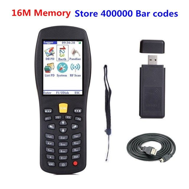 Discount! US $165.00  Portable wireless barcode scanner, ,Handheld termindal PDA barcode reader for logistics and warehouse and supermarket pos system  #Portable #wireless #barcode #scanner #Handheld #termindal #reader #logistics #warehouse #supermarket #system  #BlackFriday