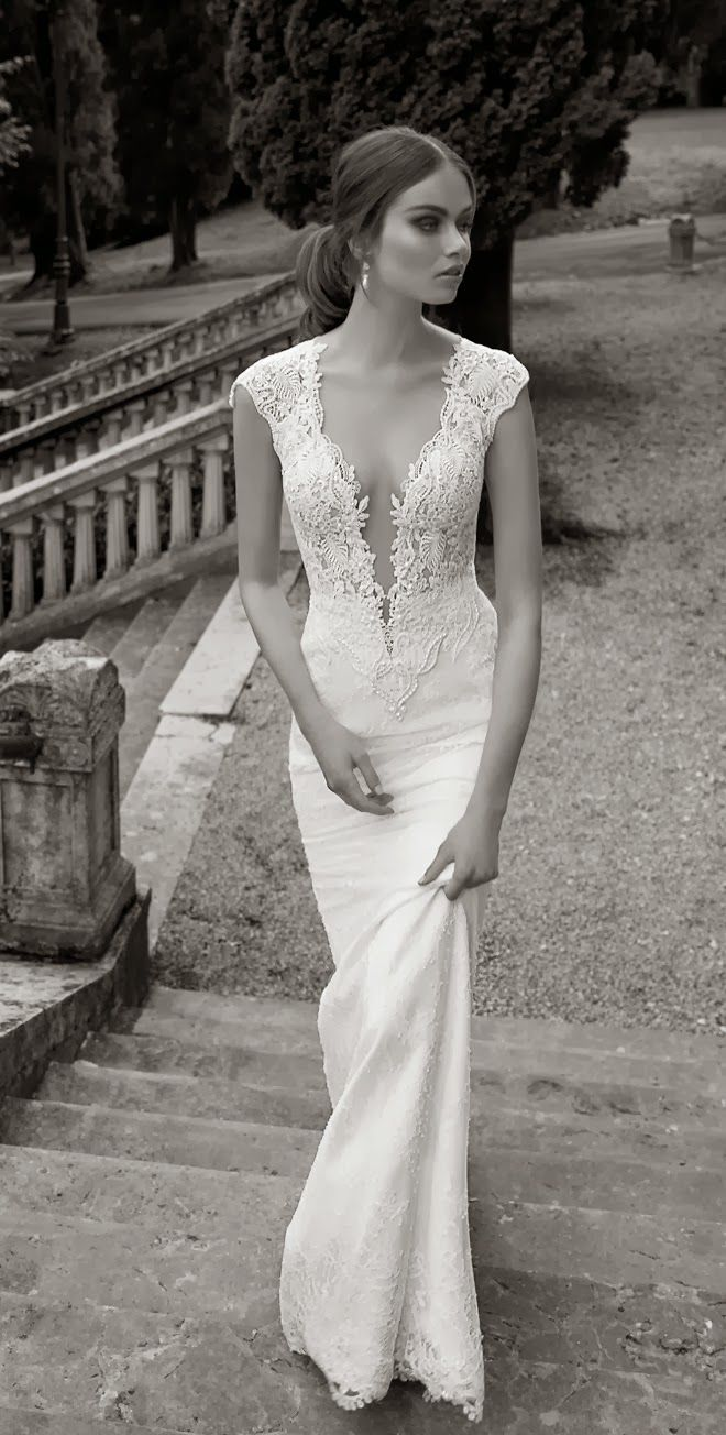 Berta Bridal Winter 2014 Collection - Part 1 - Belle the Magazine . The Wedding Blog For The Sophisticated Bride