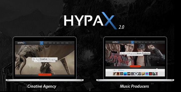 Hypax is a premium one page HTML/CSS site template and it is great for portfolio and personal websites. This theme utilizes jQuery to scroll to different parts of the website. It also include...