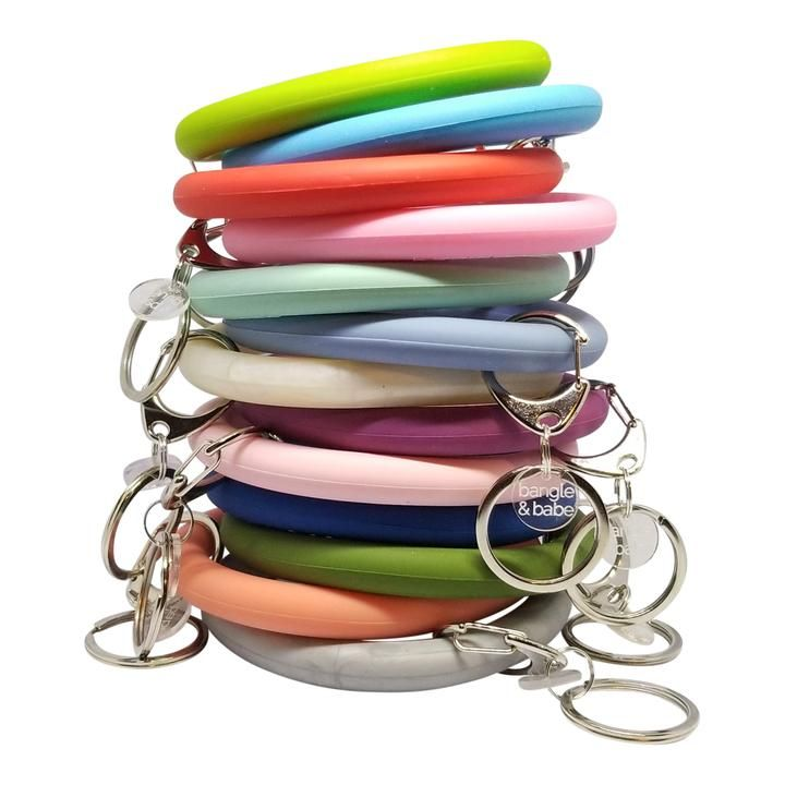 8ee106435a8ea Original Bangle & Babe Bracelet Key Ring | Bangle & Babe | Bracelets ...