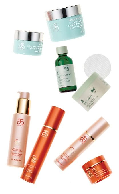 Value Packs | ArbonneADVANCED ANTI-AGEING FACE  RE9 Advanced Smoothing Facial Cleanser(1) RE9 Advanced Regenerating Toner(1) RE9 Advanced Intensive Renewal Serum(1) RE9 Advanced Lifting and Contouring Eye Cream(1) RE9 Advanced Lifting and Contouring Cream Broad Spectrum SPF 15(1) RE9 Advanced Night Repair Crème(1) Arbonne Intelligence Genius Nightly Resurfacing Pads & Solution(1) Recommended Retail Price$646.50Preferred Client Price$517.20