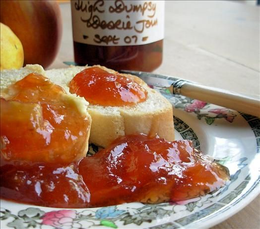 High Dumpsy Dearie- Traditional English Fruit Jam recipe