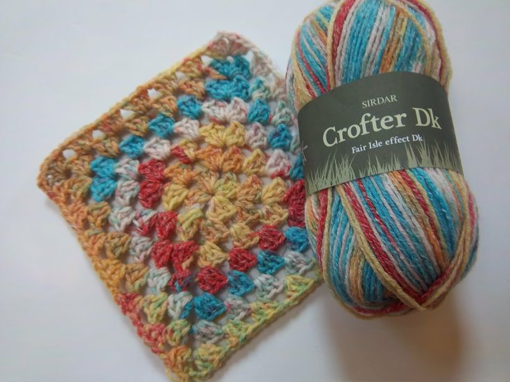 54 best Crofter DK images on Pinterest | Breien, Knitting stitches ...